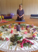 Ahimsa yoga with Mary-lou